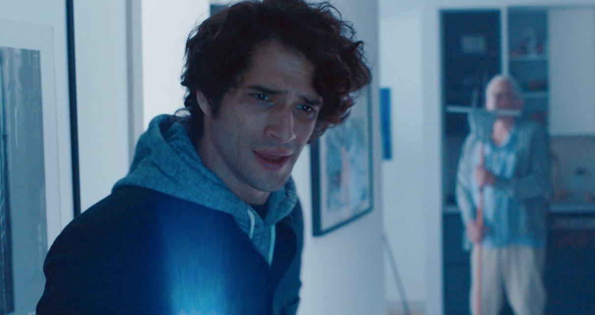 Tyler Posey Alone Trailer