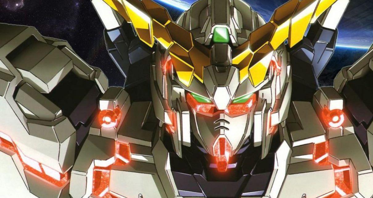 Gundam Robot Giappone