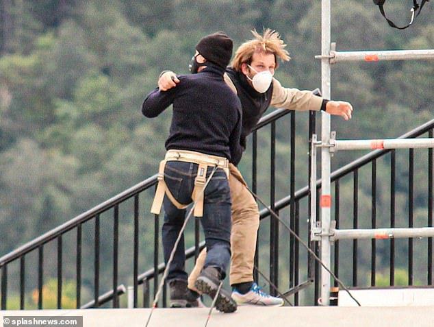 Mission Impossible 7 e 8: riprendono i lavori, ecco Tom Cruise sul set