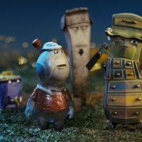 Trash: il trailer e poster del film d'animazione sul riciclo dei rifiuti