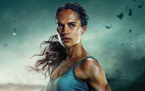 Tomb Raider 2 riprese Alicia Vikander