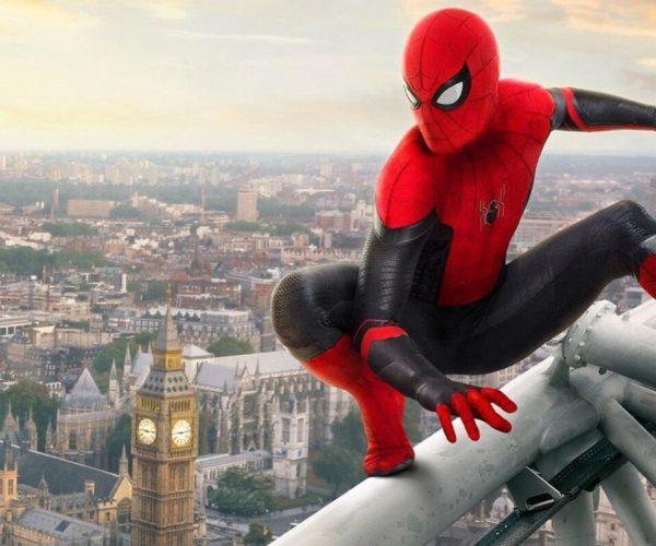 Spider-Man 3 Tom Holland Atlanta