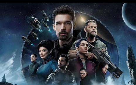 The Expanse 5 trailer