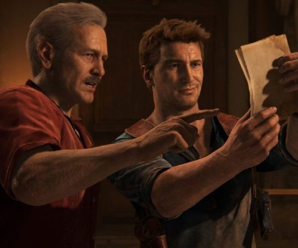Uncharted Film Sully