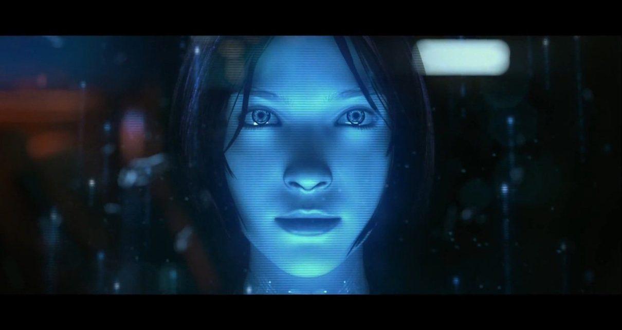 Halo Serie tv - Cortana
