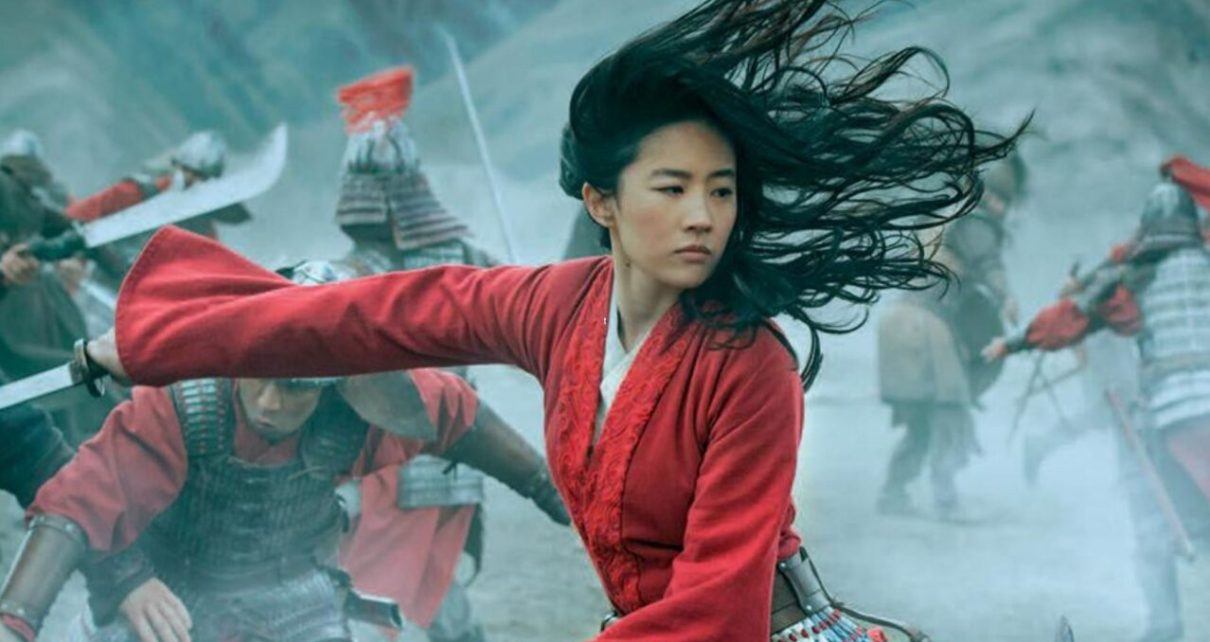 Mulan disney dicembre
