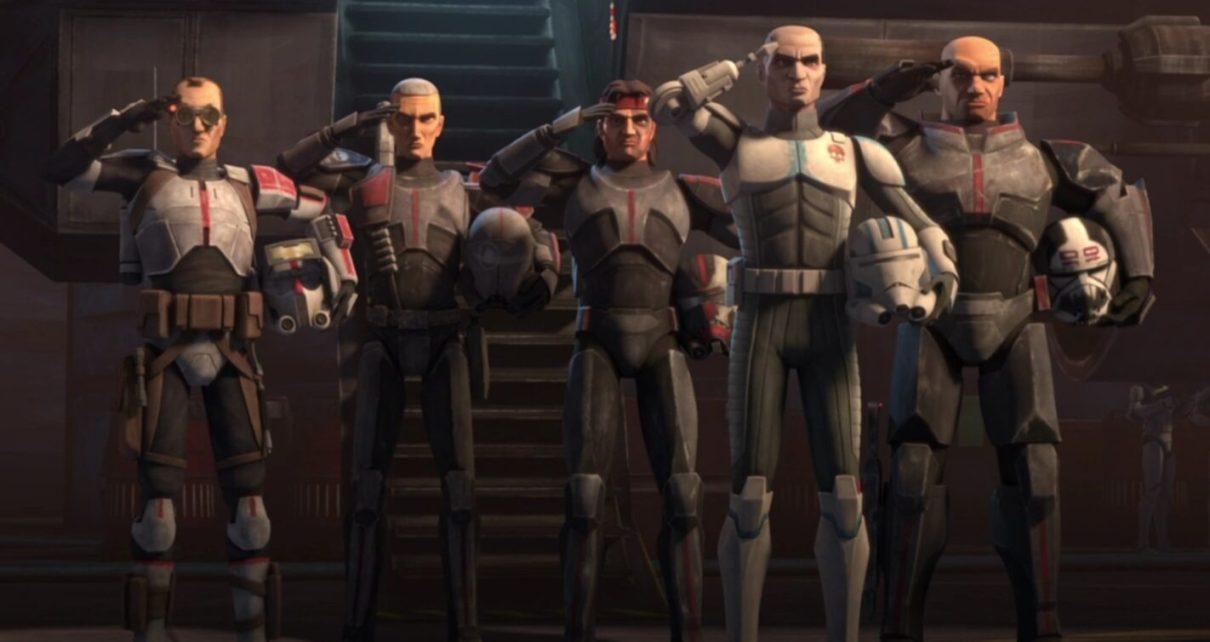 The Bad Batch Star Wars Trailer