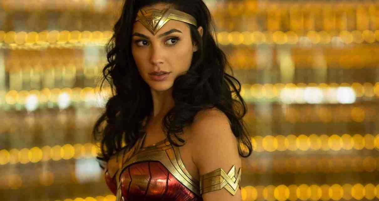 Wonder Woman 1984 hbo max 4k