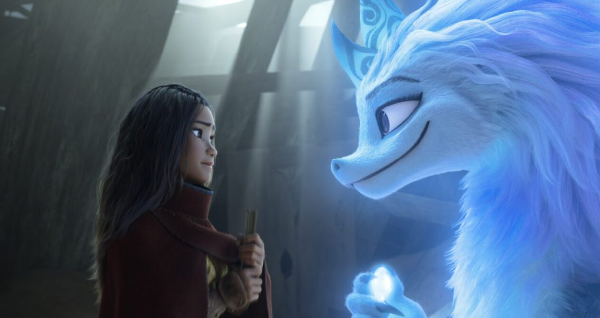 Raya e l'ultimo Drago trailer