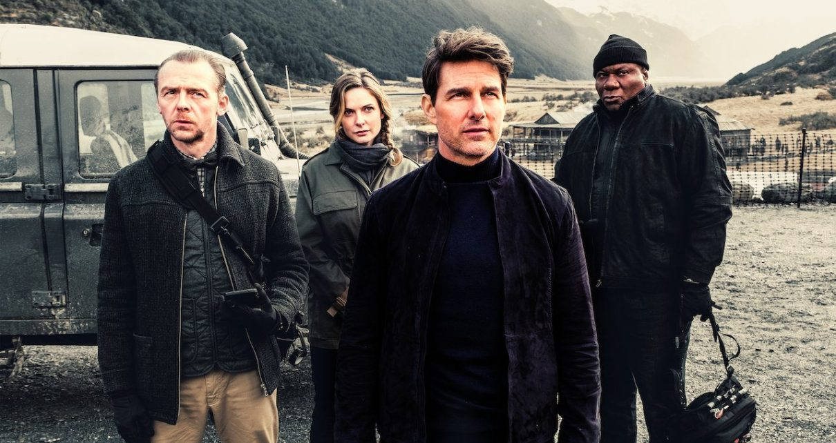 mission: impossible 8 riprese
