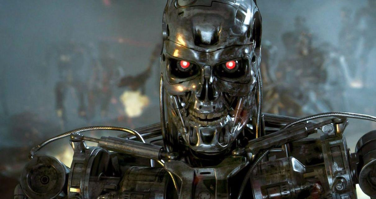 Terminator anime netflix