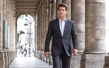 Mission Impossible 7 foto christopher mcquarrie