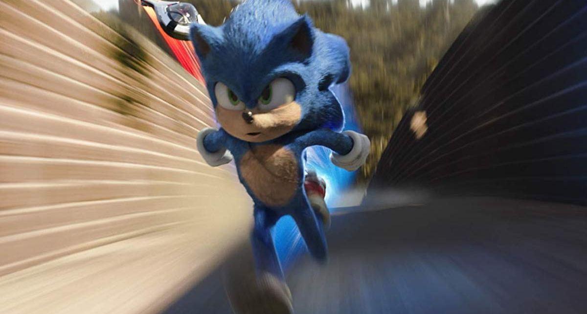 Sonic 2 riprese film