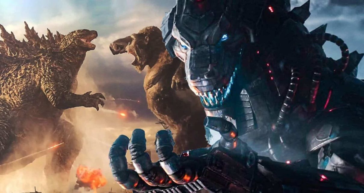 Godzilla vs Kong - MechaGodzilla concept