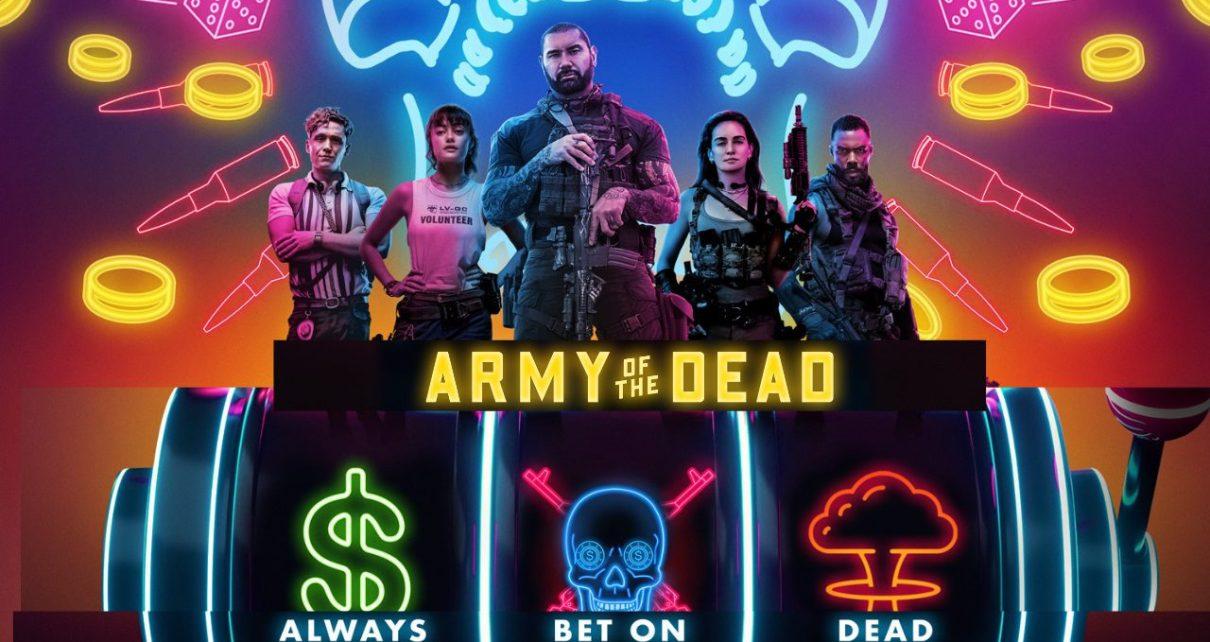 army of the dead oggi disponibile
