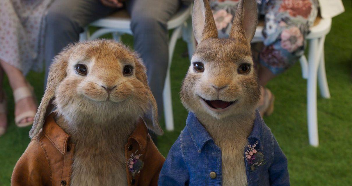peter rabbit 2: un birbante in fuga trailer