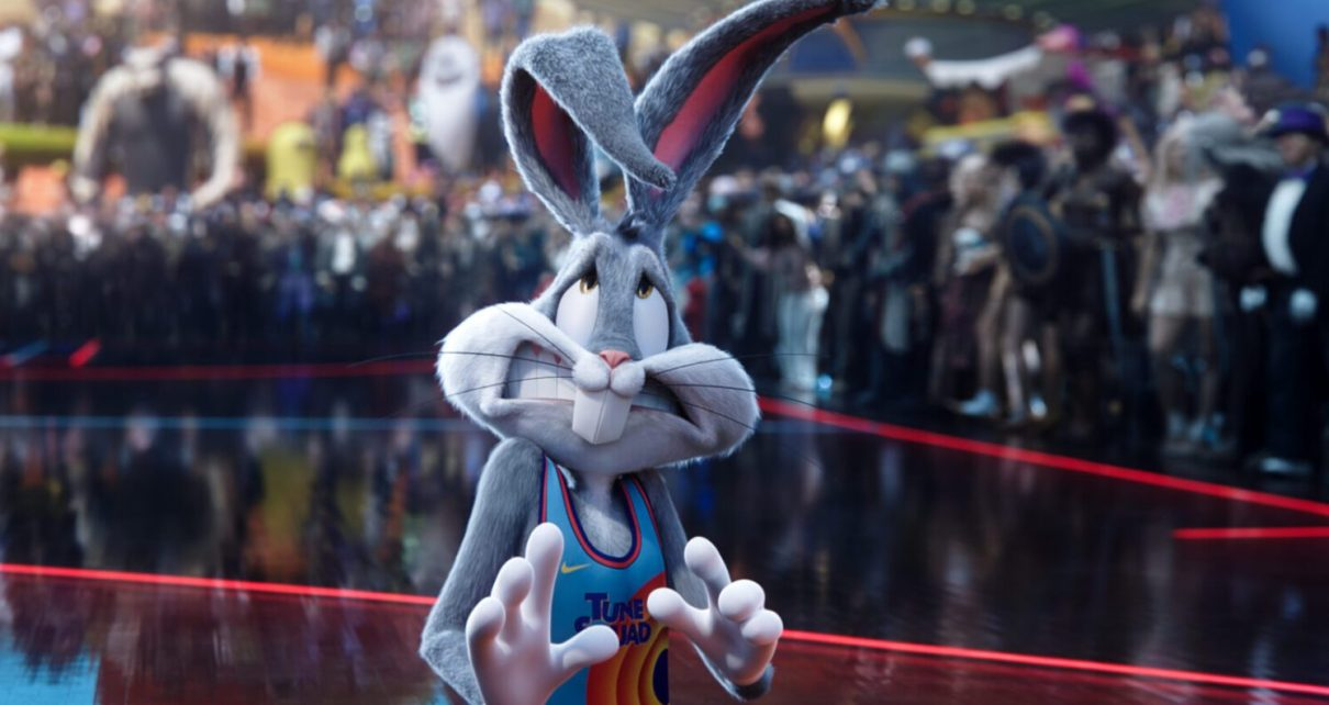 space jam new legends poster gone squad