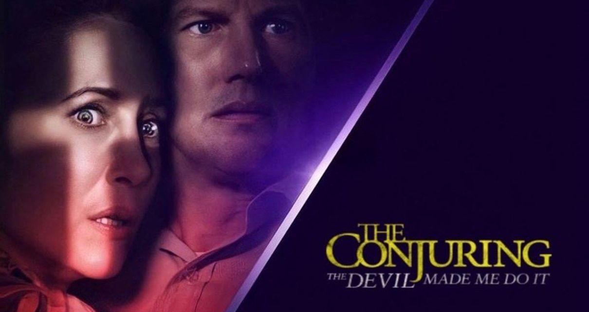 the conjuring: per ordine del diavolo nuove clip