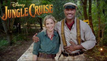 jungle cruise film trailer e poster