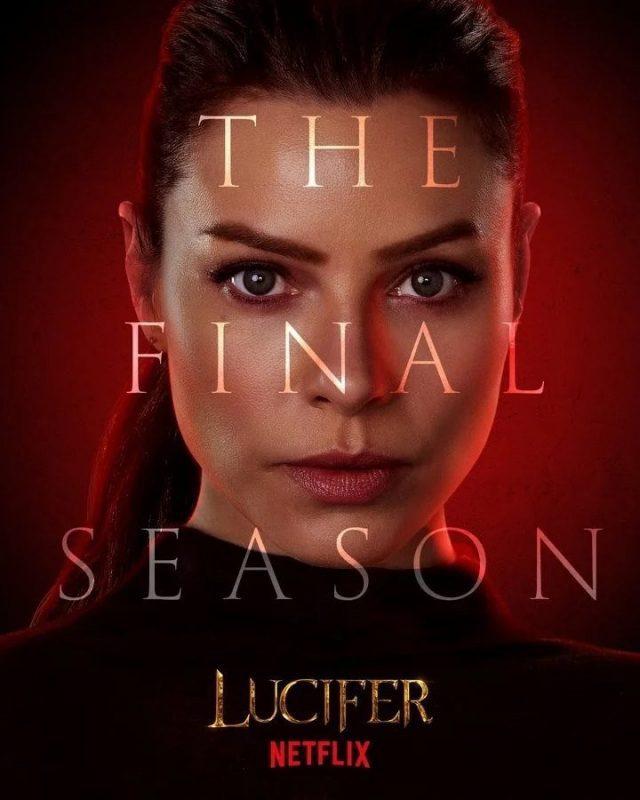 I protagonisti della stagione finale di Lucifer nei nuovi poster