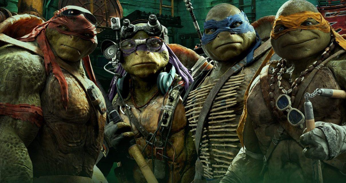 tartarughe ninja - nuovo film live-action