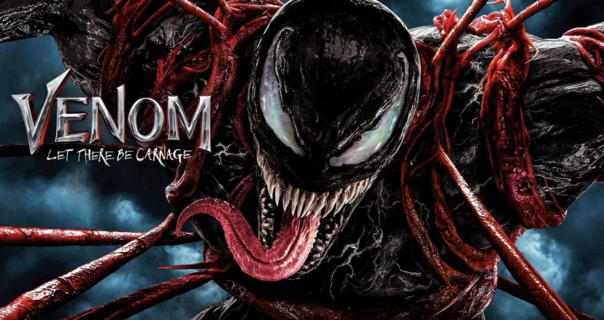 Venom la furia di carnage poster
