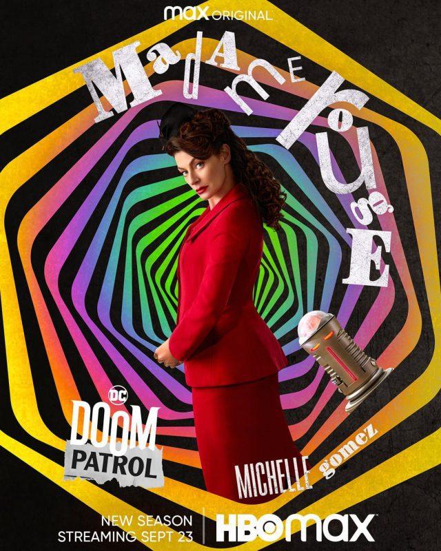 Doom Patrol: i characters poster della terza stagione in arrivo su HBO Max