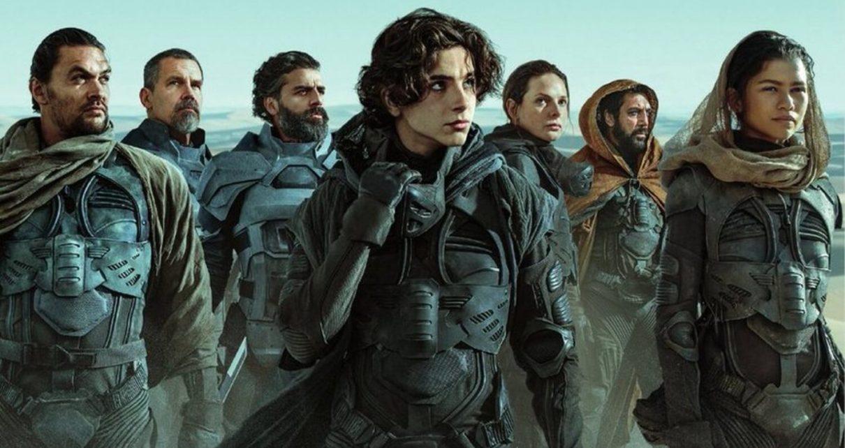 dune box office italia
