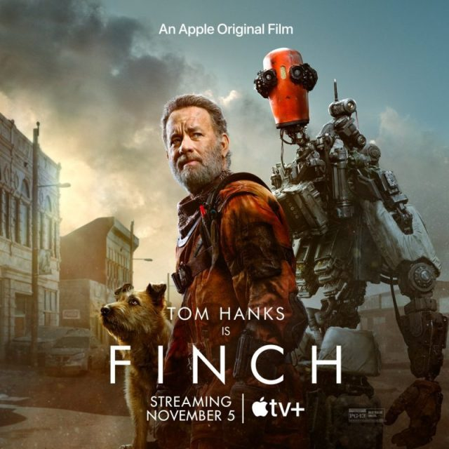 finch film poster