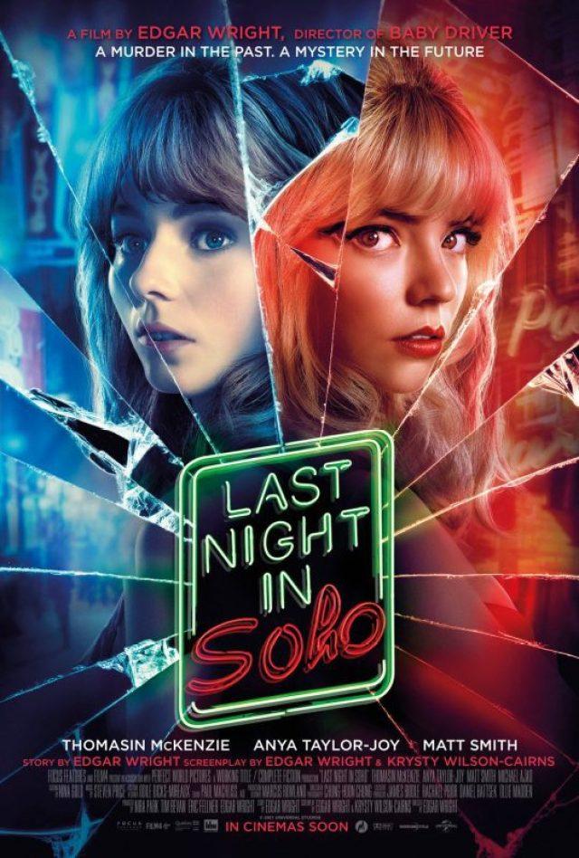 Due nuovi poster da Ultima Notte a Soho, il film di Edgar Wright