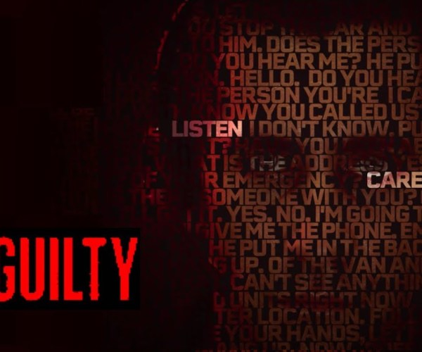 the guilty film recensione