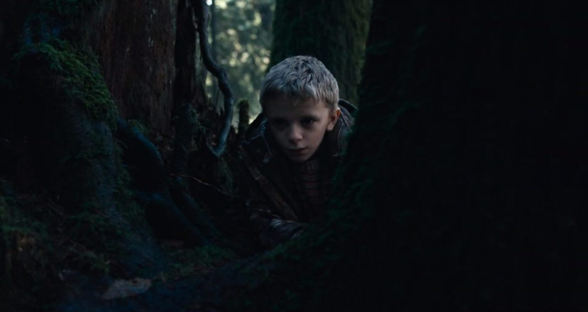 antlers film poster e trailer
