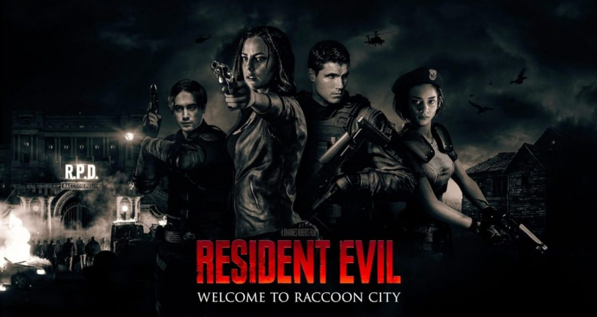 resident evil: welcome to raccoon city domani il trailer