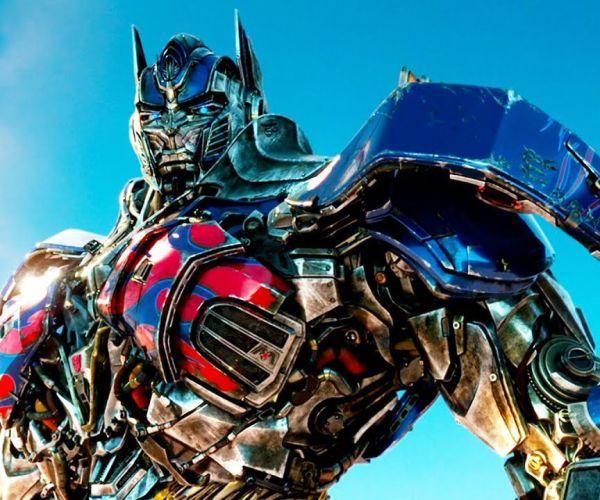 transformers il risveglio - foto optimus prime