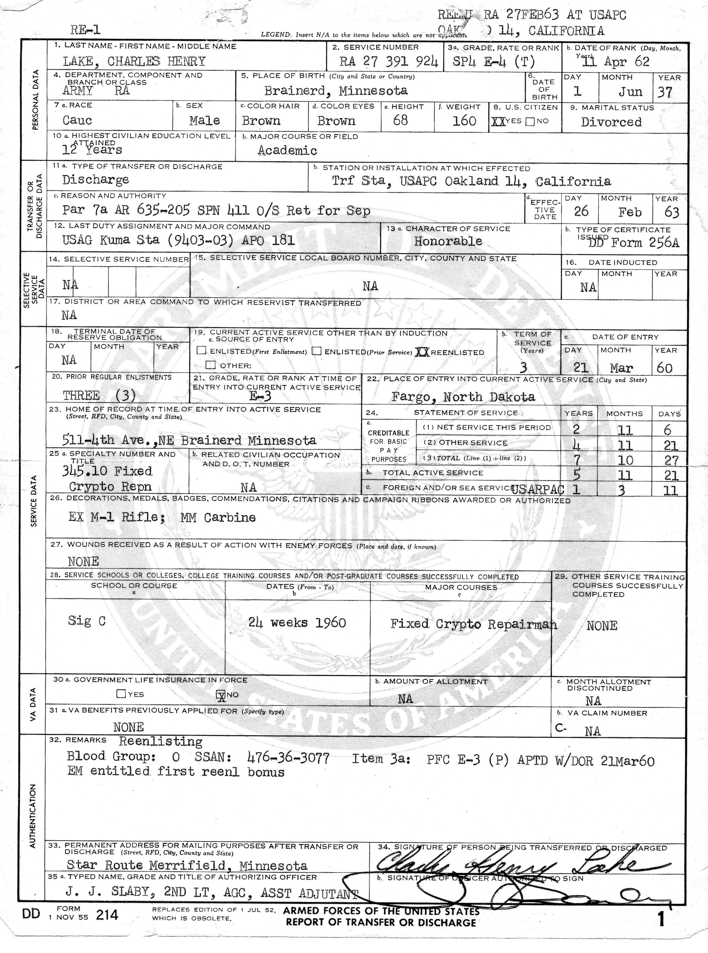 How To Get A Military Dd214 Form