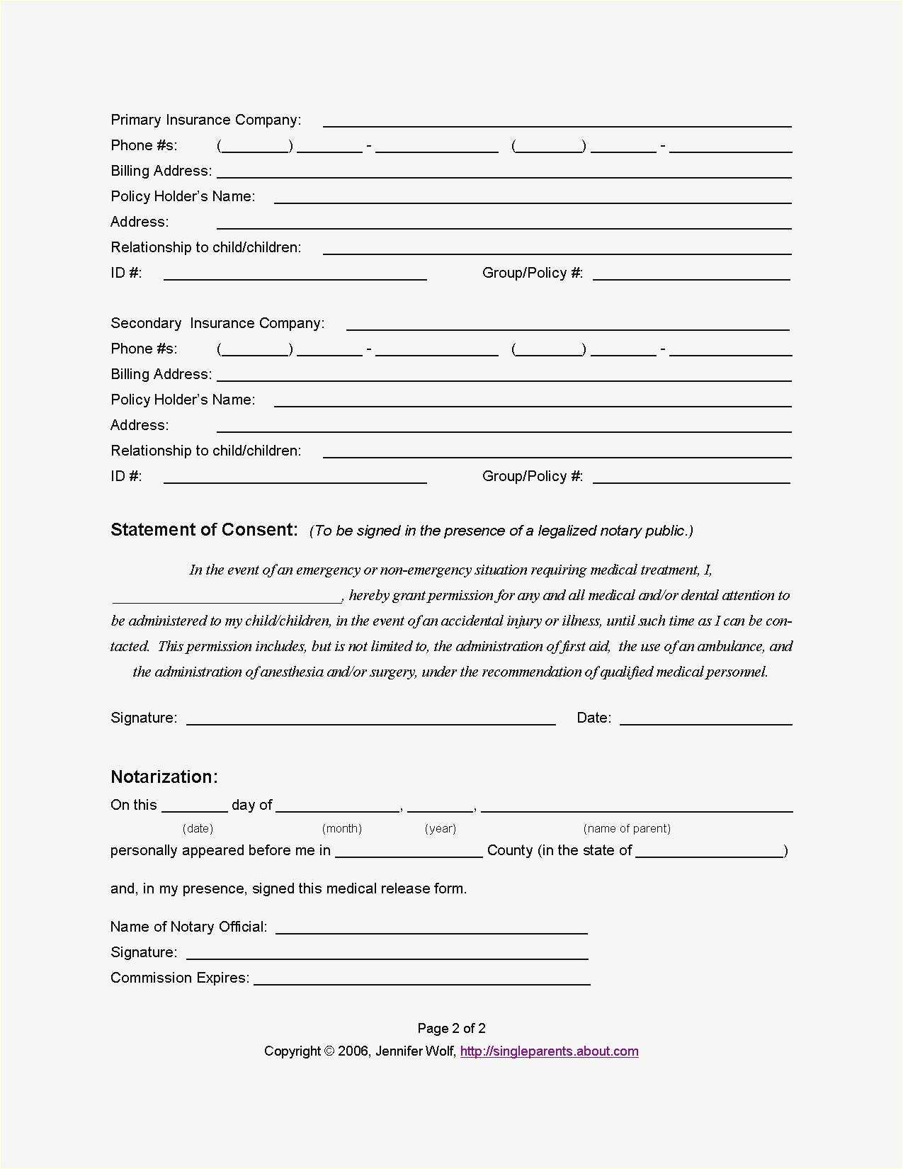Parenting Plan Worksheet Excel