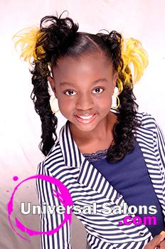 kid s sunshine ponytail from shae thompson