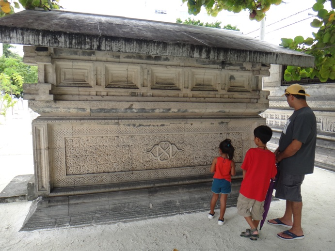 Travelling With Kids: Maldives – Male City