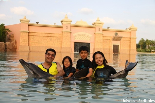 Dubai - travelling with kids