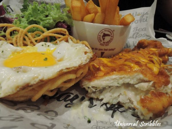 Review: The Manhattan FISH MARKET's 43 New Sea-lections!