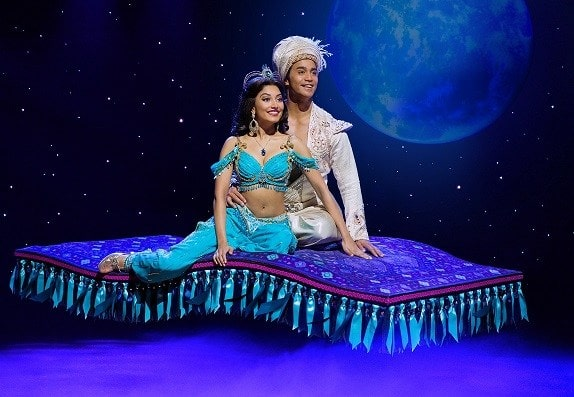 Aladdin The Musical: Show Me The World (Review)