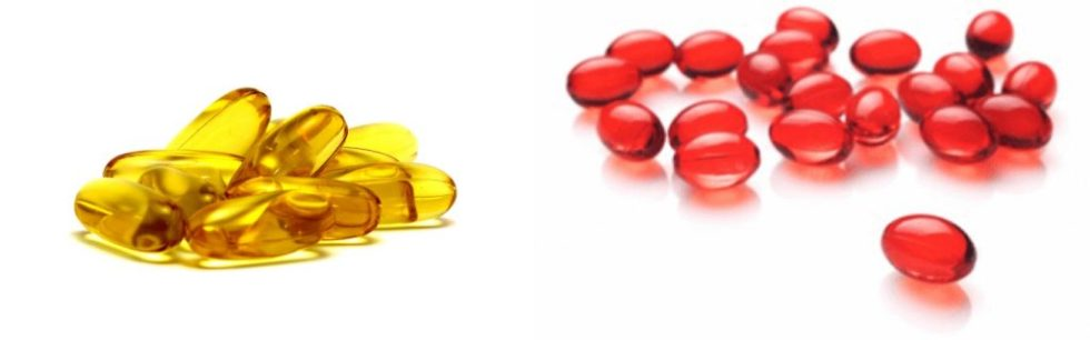 Fish Oil vs Krill Oil