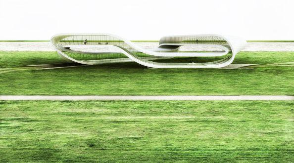 Image result for landscape house janjaap
