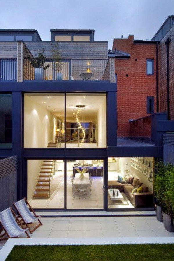 glass home ideas