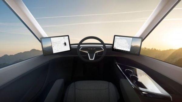 latest electronic vehicle