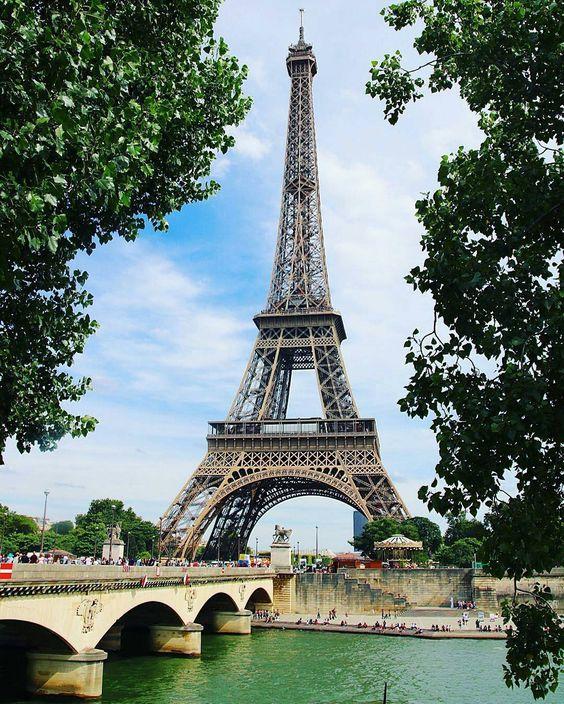 best places to visit in paris france