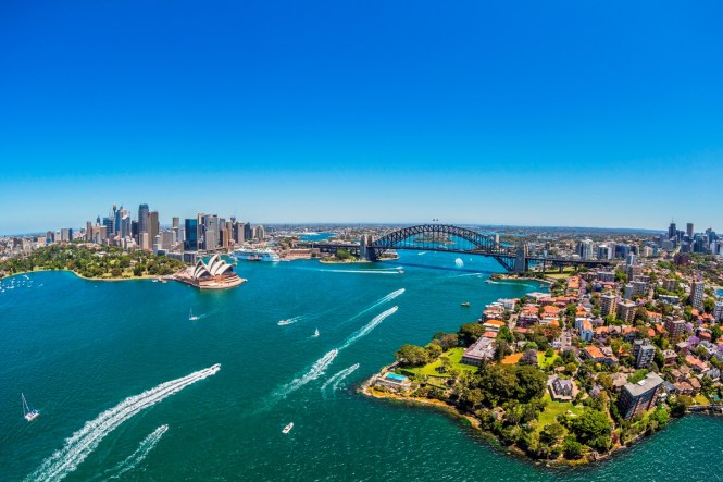 best tourist spots in sydney