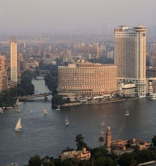 Awesome Views of River Nile