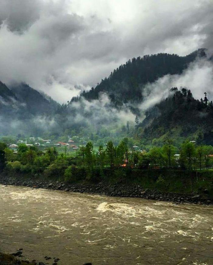 neelum valley ajk pakistan
