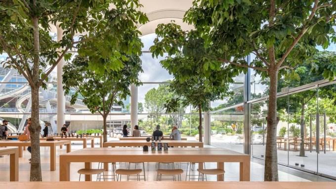Apple Miami store